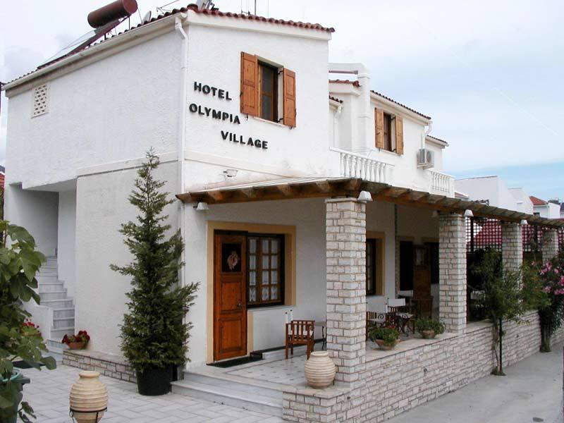 Appartementen Olympia Village - Kokkari - Samos